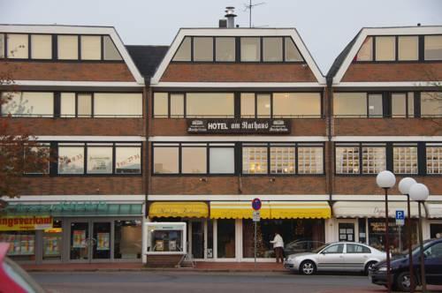 Herzlich willkommen im Hotel am Rathaus Uetersen